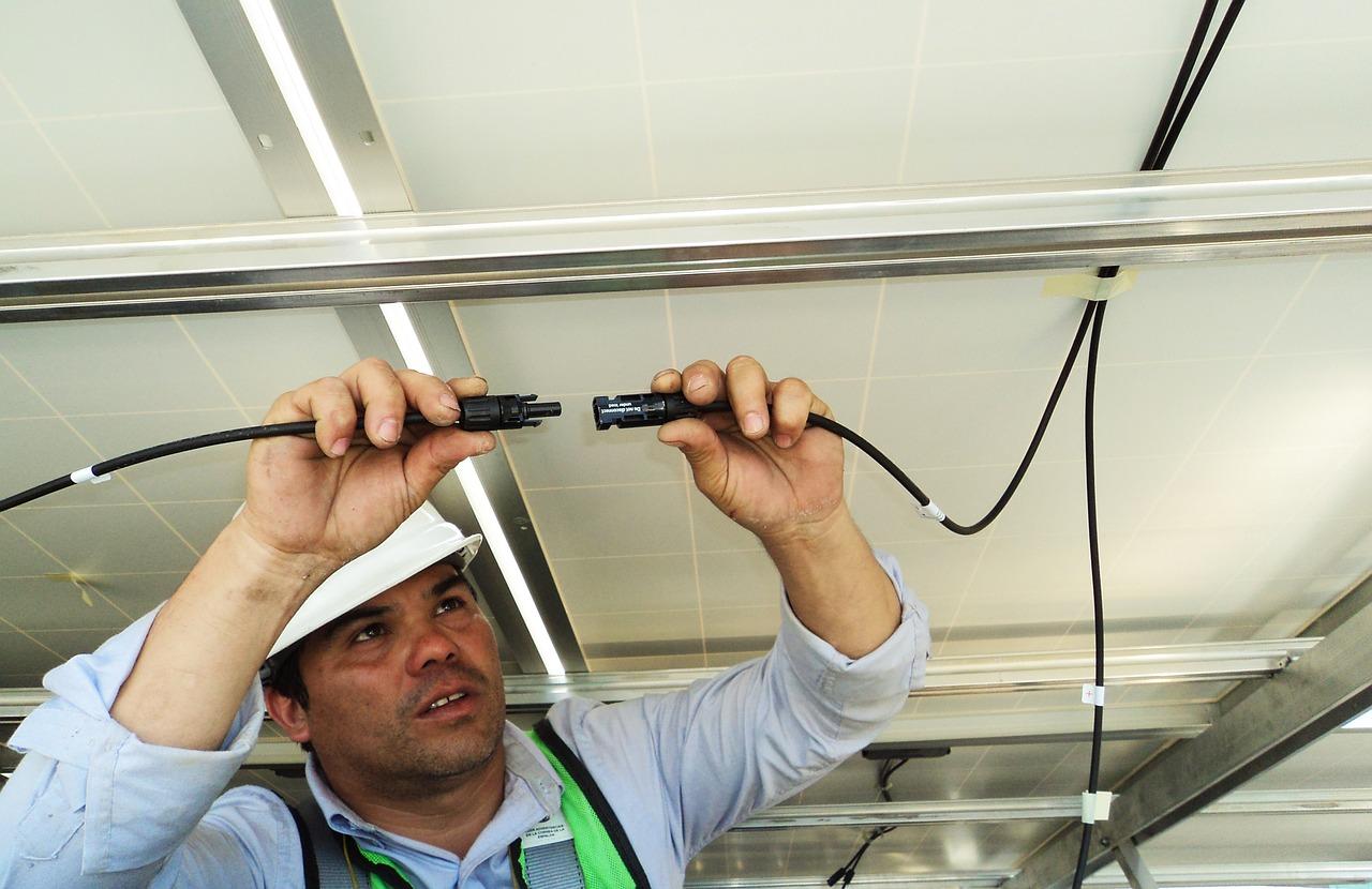 Odnawialne źródła energii - fotowoltaika