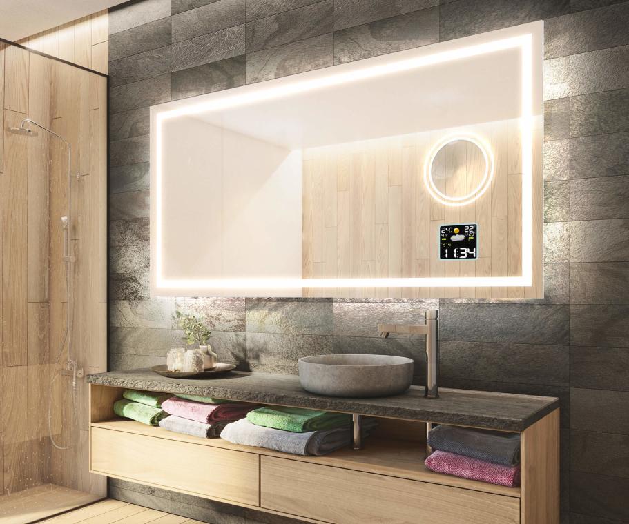 Wybieramy lustro do łazienki - 4 praktyczne rady