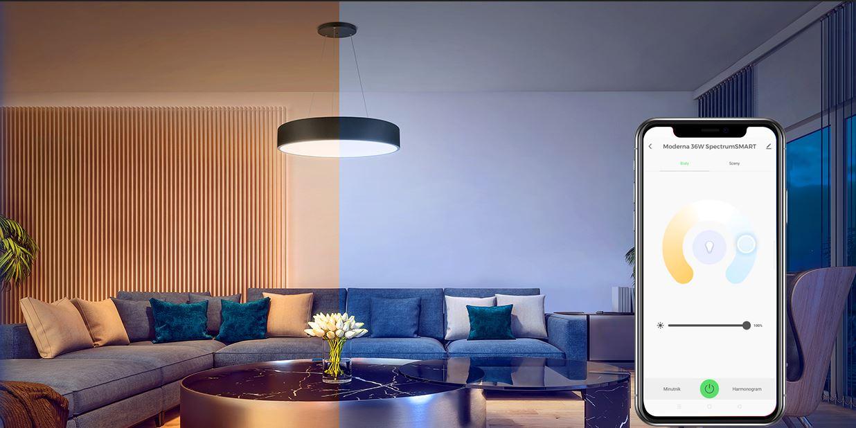 Inteligentne oświetlenie w Twoim domu